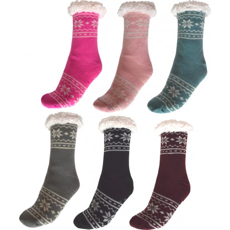 Double layer bed socks