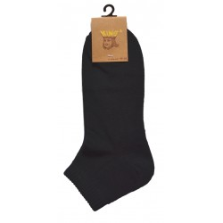 Men's King Size Ankle Sport Socks 5