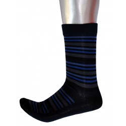 Men's Pattern Business Socks