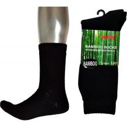 3 Pairs Bamboo Fiber Work Socks