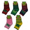 12 Pairs 2-5 Kids Sock