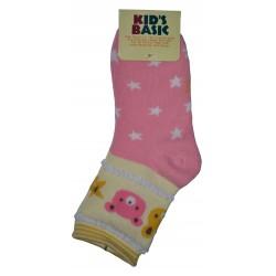 5-8 Kids Sock kb pink