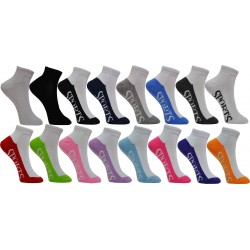 9 Pairs Women's Ankle Sport Sports