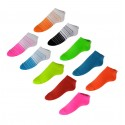 6 or 12 Pairs Women's Low Cut Socks
