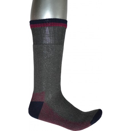 2 Pairs Work Socks