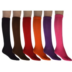 2-8 Women's Knee High Socks