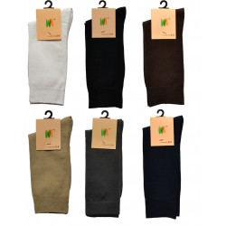 6 Pairs Women's Business Socks