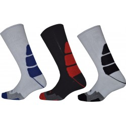6 Pairs Full Cushion Sport Socks