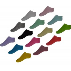 Women's super low cut bamboo socks
