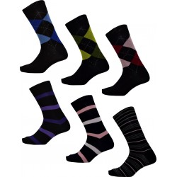 Men's Premium Cotton Business Socks
