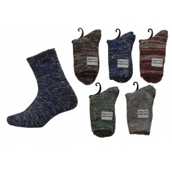 Think Full Cushion Premium Organic Cotton Socks