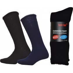 BULK Mens Wool Work Socks