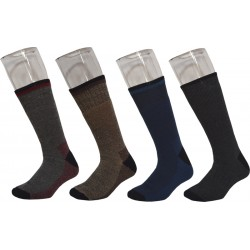 Any 3 Pairs Wool Work Socks Size: 11-14
