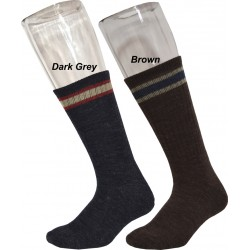 Men's Wool Blend Socks