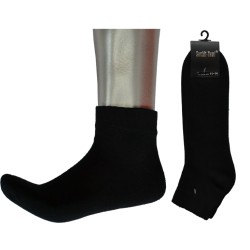 Men's cotton 1/4 ankle socks (King Size)