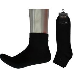 Men's cotton 1/4 ankle socks (King Size)
